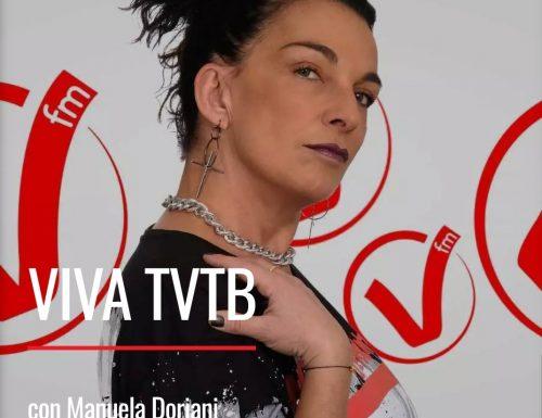 Manuela Doriani la trovi su Viva Fm