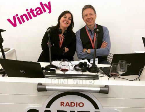 Mary Cacciola e Andrea Lucatello vi attendono a Vinitaly