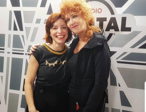 Fiorella Mannoia ospite di Betty Senatore su Radio Capital