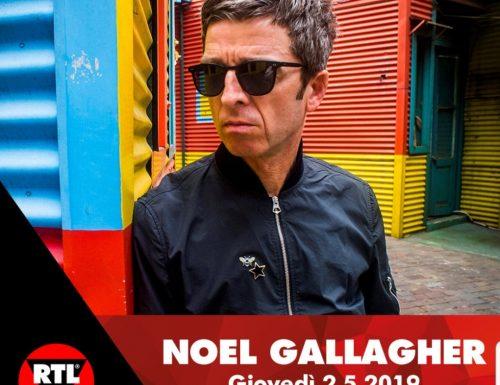 Domani 2 maggio: Noel Gallagher ospite su RTL 102.5