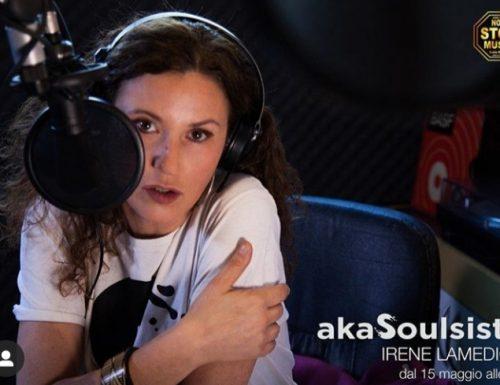 Irene Lamedica su Radio Milano International