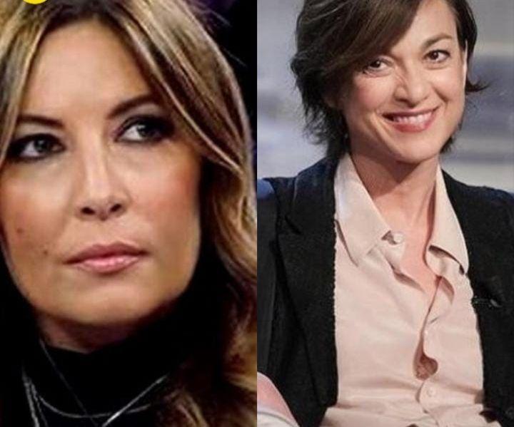 Daria Bignardi e Selvaggia Lucarelli
